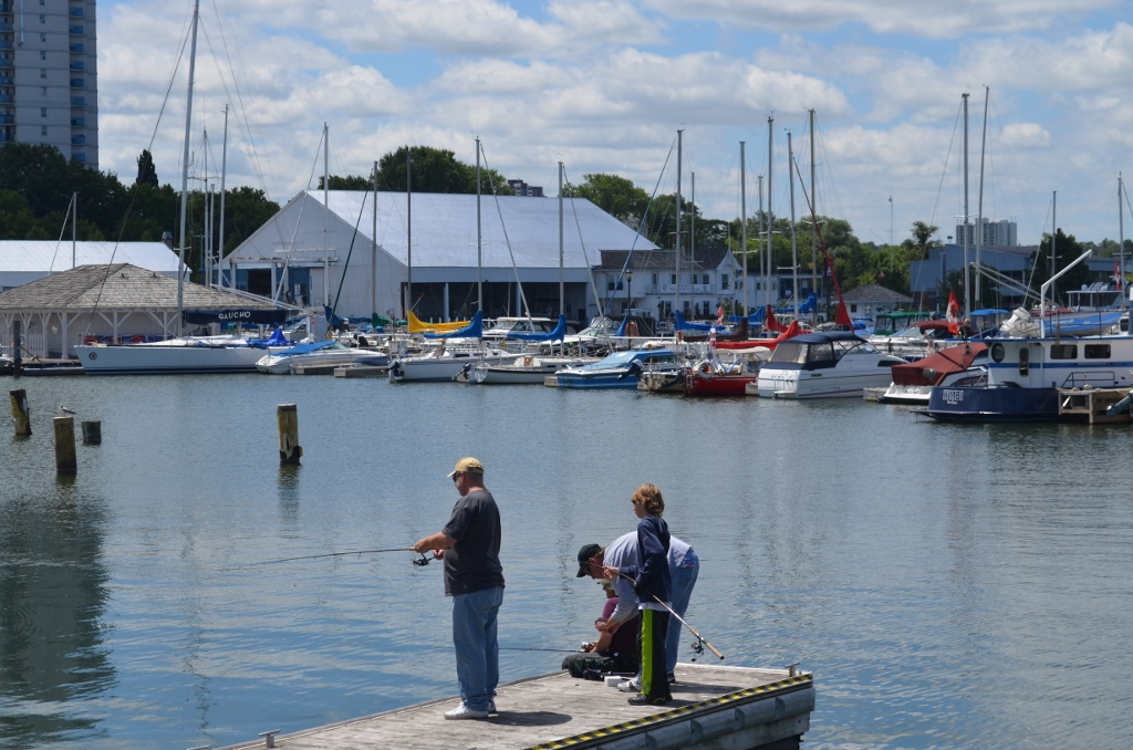 Hamilton Harbour Fishing Derby
